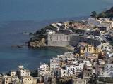 Castallammare Del Golfo  Trapani Province  Sicily  Italy  Mediterranean  Europe