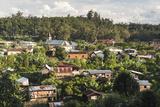 Andasibe Town  Eastern Madagascar  Africa