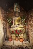 Buddhist Shrine  Nyaungshwe  Inle Lake  Shan State  Myanmar (Burma)  Asia