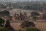 Ruins of Bagan (Pagan)  Myanmar (Burma)  Asia