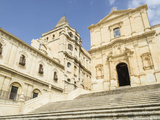 San Francesco Church  Noto  UNESCO World Heritage Site  Sicily  Italy  Europe