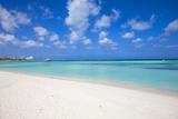 Palm Beach  Aruba  Lesser Antilles  Netherlands Antilles  Caribbean  Central America