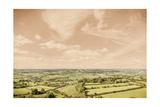 Tinted Landscape 8