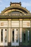 Karlsplatz Pavilion Metropolitan Railway Station 1898  Vienna (Wien)  Austria