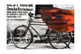 Pigment Smudge  Bicycle