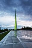 Eurasia  Caucasus Region  Armenia  Yerevan  Genocide Memorial