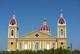 Nicaragua  Granada the Cathedral of Granada
