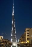 The Burj Khalifa (Armani Hotel) by Skidmore Owings  Merrill and Souk Al Bahar  Business Bay
