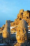Turkey  Eastern Anatolia  Nemrut Dagi (Mount Nemrut)  Unesco  Antiochos Sanctuary