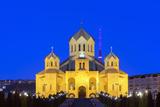 Eurasia  Caucasus Region  Armenia  Yerevan  St Gregory Cathedral