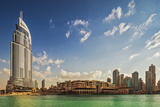 The 5 Star Address Downtown Dubai Hotel Designed by Architects Atkins and Souk Al Bahar