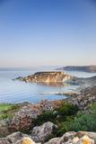 Europe  Maltese Islands  Malta Dramatic Scenery of the Northern Cliffs