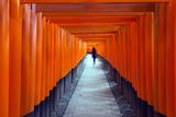 Asia  Japan  Honshu  Kyoto  Fushimi Inari Jinja; Unesco