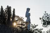 Eurasia  Caucasus Region  Georgia  Tbilisi  Mother Kartli Statue