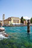 Italy  Sud Tyrol  Lake Garda the Torrel Apponale