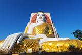 South East Asia  Myanmar  Bago  Kyaik Pun Paya  Gautama Buddha