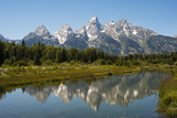 Grand Teton National Park  Teton County  Wyoming  Usa