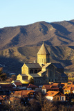 Eurasia  Caucasus Region  Georgia  Mtskheta  Historical Capital  Svetitskhoveli Cathedral