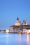 Italy  Veneto  Venice the Church of Santa Maria Della Salute and the Grand Canal Unesco