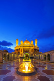 South East Asia  Kingdom of Brunei  Bandar Seri Begawan  Jame'Asr Hassanal Bolkiah Mosque