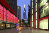 The Shard Is an 87-Storey Skyscraper  London  England