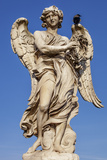 Angel with the Crown of Thorns  Sculpted by Gian Lorenzo Bernini on the Ponte Sant Angelo  Ponte