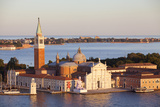 Italy  Veneto  Venice the Island of San Giorgio Maggiore with its Famed Church Unesco