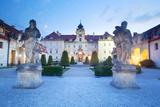 Czech Republic  Moravia  Valtice Chateaux Valtice