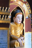South East Asia  Myanmar  Monywa  Thanboddhay Paya Temple  Buddha Statues
