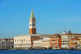 Europe  Italy  Veneto  Venice  Campanile Di San Marco