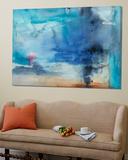Sortie en mer Toile Murale Géante par Michelle Oppenheimer