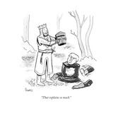 """""""That explains so much"""" - Cartoon"""