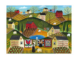 Country Garden Folk Art Quilts