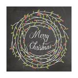 Christmas Chalk 3