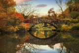 Foliage at Gapstow Bridge