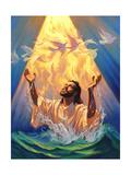 Christian Baptism of Jesus