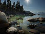Heaven over Tahoe