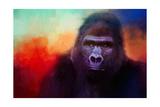 Colorful Expressions Gorilla
