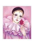 Mime with Rose