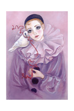 Pierrot and Dove