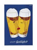 Beer Creates Sociability