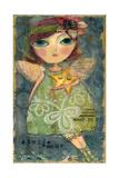 Big Eyed Girl Star Lover Fairy