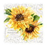 Summertime Sunflowers I