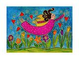 Big Diva Sprinkling Garden with Love