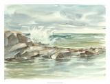 Coastal Watercolor IV