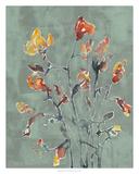 Wildflower Watercolors I