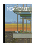 The New Yorker Cover - November 7  2016