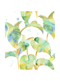 Watercolour Tropical Pattern 2