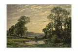 Landscape Near Arundel  Sussex