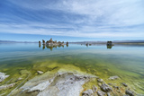 View of Tufa Towers in Mono Lake